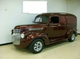 1946 Chevrolet Panel Truck For Sale | ClassicCars.com | CC-1059651 View Source Image 46 Chevy 15 Ton Pinterest Indisputable 1946 Pickup Photo Image Gallery Chevrolet For Sale Classiccarscom Cc1009699 Pick Up 5 Aos De Restauracin Street Rod Es Nica Hand Built Truckin Magazine Stylemaster Hot Rod Utility Rhd Auctions Lot 27 Rodrat Truck 2015 Nsra Nationals Youtube 1941 Rat Wls7 Goodguys Nashville Jim Carter Parts Aero Sedan Fleetline Lowrider Old Photos Collection All Car Show Sneak Preview