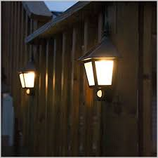 fence solar lights 盪 awesome solar wall lights for garden
