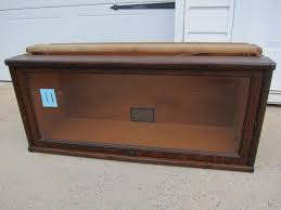 Tiger Oak Serpentine Dresser by Furniture Antique Price Guide