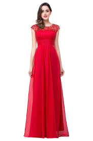 online get cheap dress red black crystals long sleeve prom