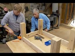 build it reclaimed coffee table youtube