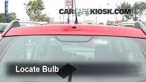 third brake light bulb change pontiac vibe 2003 2008 2008