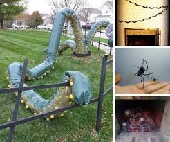 Outdoor Halloween Decorations Diy by Homemade Halloween Decorations