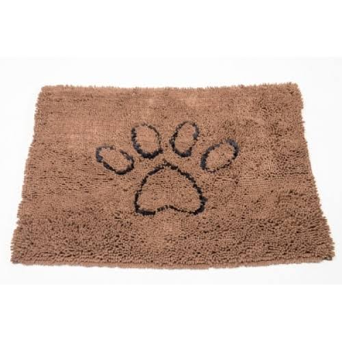 Dog Gone Smart Dirty Dog Doormat - Brown, Large