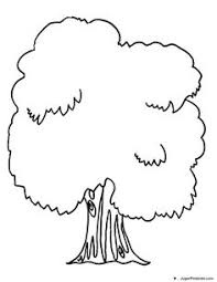 Banyan Tree Coloring Pages For Kids Printable Trees