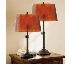 Mica Lamp Shade Pottery Barn Filigree 6 PB Basic Chandelier Shades