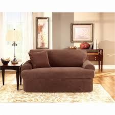 sofas wonderful t cushion loveseat slipcover 3 piece t cushion