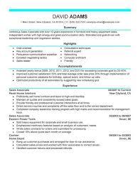 Resume Sample For Wireless Sales Associate