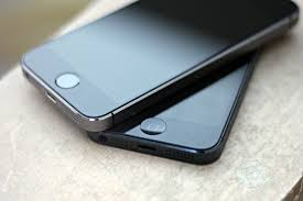 Color parison Space Gray iPhone 5S And Black & Slate iPhone 5