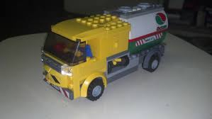 Traditional] Tanker Truck - MOCs - Rock Raiders United
