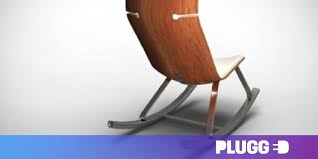 This Rocking Chair Uses Your Movement To Charge Gadgets ...