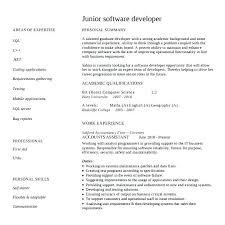 Software Engineering Resume Examples This Is Junior Developer Engineer Samples Cv Format Doc