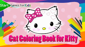 Kitty Coloring Book For Cats Screenshot
