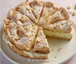zitronen baiser torte sonjaskuechenblog