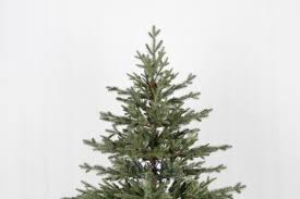 Artificial Silvertip Christmas Tree by Artificial Christmas Tree Ohio Deluxe Natural Model Premium