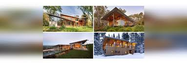 100 Modern Houses Images 16 Examples Of With A Sloped Roof 1148 NW Leary Way