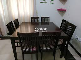 Dining Table | Qatar Living Neat Parents Reversible Black Grey Car Seat Protector Odor Free Extra Thick Padding Spill Proof Diy Upholstery Is Easier Than You Think Architectural Digest Auto Accsories Headlight Bulbs Gifts Zone Tech Pu Navy Hibiscus Wave Separate Headrest Cover Set Of 2 Best Covers Reviewed In 2019 Drivrzonecom Handmade And Stylish Replacement High Chair Covers For Graco How To Recover A Ding Room Chair Hgtv Linen Ticking Striped Slipcover With Ruffles Nicehome Luxury European Style For Hotels Home Decoration Elastic Stretchable Party Bar 4 X Clear Plastic Cushion Protectors Viotek 5level Cooling Officecar Accar Adapter Remote Install 5 Easy Steps Overstockcom