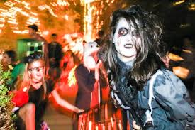 Scariest Halloween Attractions In Mn by Best Haunted Houses In Orange County Cbs Los Angeles