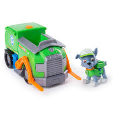 100 Truck Tools PAW Patrol Rockys Transforming Recycle With Popout