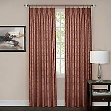 Curtains For Traverse Rods by Pinch Pleat Traverse Rod Curtains Bed Bath U0026 Beyond