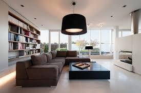 1 luxus wohnzimmer modern mit kamin