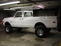 Seales Restoration - Trucks - 1970 Chevy C-10 4x4