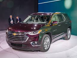2018 Chevrolet Traverse Redesigned | Kelley Blue Book