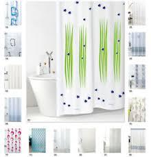 details zu tende doccia formenbau vinyl wasserdicht 3 maße ringe inkl gardine badezimmer