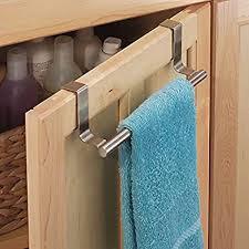 handtuchhalter küche praktischer geschirrtuchhalter aus