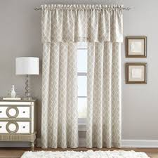 Bed Bath And Beyond Bathroom Curtain Rods by Buy Linen Curtains Panels From Bed Bath U0026 Beyond