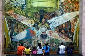 David Alfaro Siqueiros Murales Bellas Artes by Travels The Murals Of Palacio De Bellas Artes