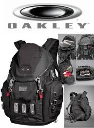 brand new oakley kitchen sink backpack black 92060 nwt oakley