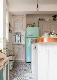 photos cuisine déco cuisine le style rétro et vintage côté maison