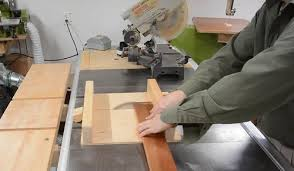 Cut Laminate Flooring With Miter Saw by Miter Saw Vs Table Saw Airborne Dust
