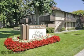 Olive Garden Apartments Sunnyvale CA
