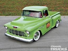 55 Chevy 3100 | Automobilia | Pinterest 1955 Chevy Truck For Sale Youtube 19 Trucks Of Barrettjackson 2014 Auction Truckin 1957 To 1959 Chevrolet Apache For On Classiccarscom Pickup 20141210 008 001ajpg Chevy Trucks Short Bed Ideals Totally Custom Big To Old Photos 9 Sixfigure Restoration Collection 1956 3100 Truck Ratrod Shoptruck Shortbed N 4100 Series Tow Truck Towmater Wrecker Hot Rod Network