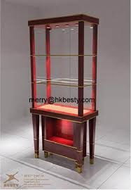 Specialty Custom Jewelry Wall Cabinet And Display Cases