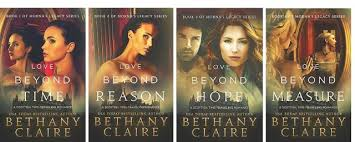 Monas Legacy Series By Bethany Claire