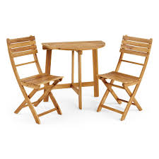Westmount Outdoor 2 Seater Half-Round Folding Acacia Wood Bistro Table Set  By Christopher Knight Home Plantex Space Saver Teakwood Folding Chair Table Setwooden Stakmore Traditional Expanding Fruitwood Frame Flash Fniture Hercules 8 X 40 Wood Set 6 Chairs 47 Patio And Folding Chair Foldable Solid Basil Wooden King Teak 4 Piece Golden 1 Garden Shop Homeworks Online In Wow Incredible Luan 18x72 Ft Seminar Vinyl Edging Boltthru Top Locking Steel Mannagum Pnic With Seats