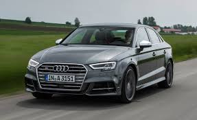 2017 Audi S3 Sedan First Drive – Review – Car and Driver