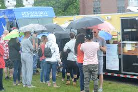 Getting A Taste Of Food Truck Festival Fun At Fairfield Hills | The ...