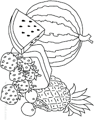 Vegetables Colouring Book Pdf Vegetable Coloring Pages Free Worksheets Fruits Veggies Download Fruit Full Size