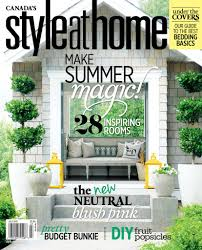 Home Decor Magazine Canada by Covers Sell 2016 March
