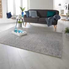 soft teppich villeple 160x230 grau