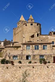 100 Ampurdan Beautiful Village Of Madremanya In The Girona ProvinceCatalonia