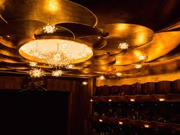 Chandeliers Design Awesome Gold Leaf Interiordesign The Gilded