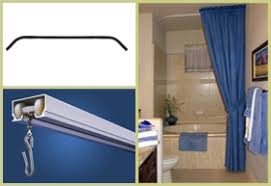 Ceiling Mount Curtain Track Home Depot by Amazing Ideas Ceiling Curtain Rod Ceiling Mounted Curtain Rod