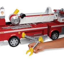 100 Fire Trucks Toys PAW Patrol Ultimate Truck Playset Paw Patrol UK