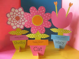 Spring Craft Ideas Easy Fun Crafts And