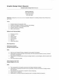 Resume Sample For Communications Broadcasting Media Intern The